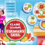 Claire Learns Culinary Skills